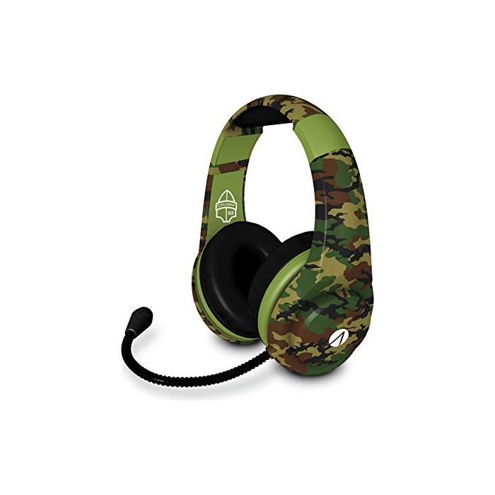 Stealth XP-Cruiser Woodland Camo Multi Format Stereo Gaming Headset (New)
