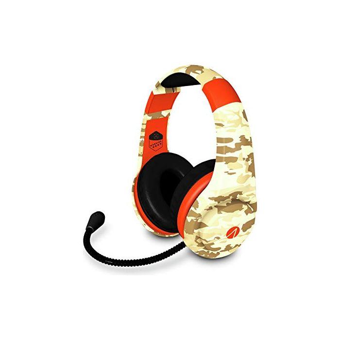 Stealth XP-Warrior Desert Camo Multi Format Stereo Gaming Headset (New)