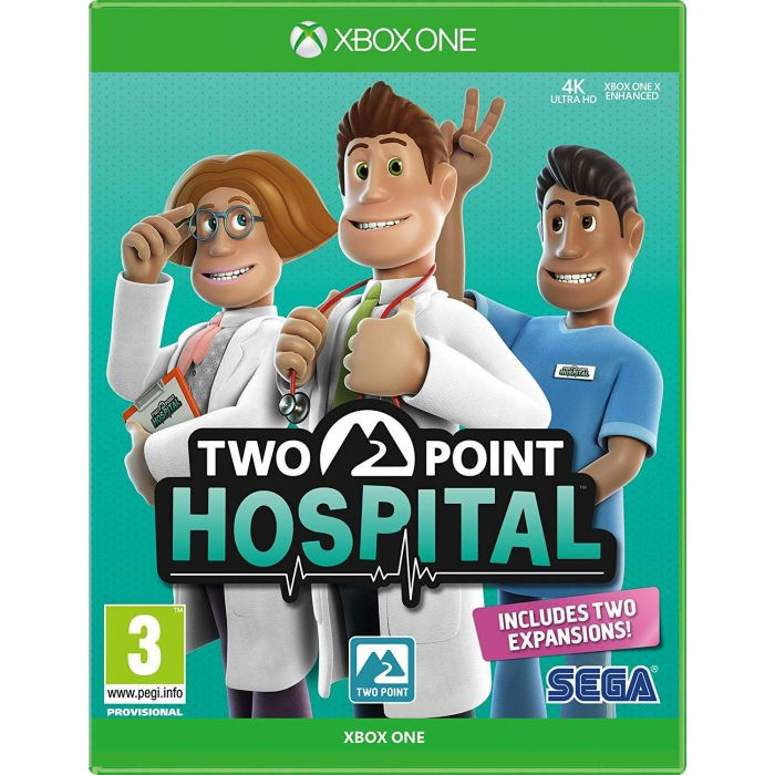 Two Point Hospital (Xbox One) (New)