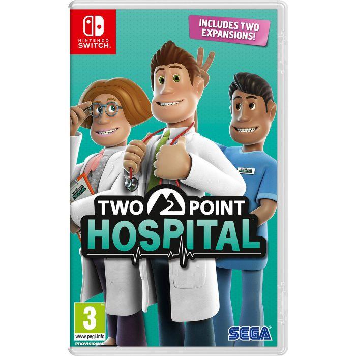 Two Point Hospital (Nintendo Switch) (New)