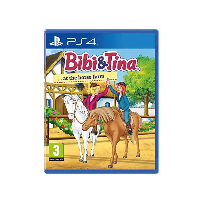 Bibi & Tina at the Horse Farm (PS4) (New)