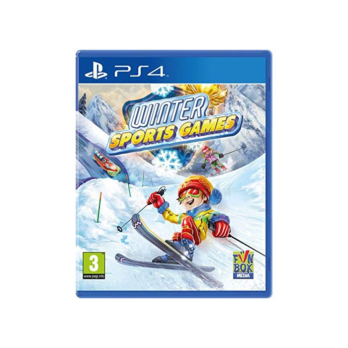 Winter Sports Games (PS4) (New)