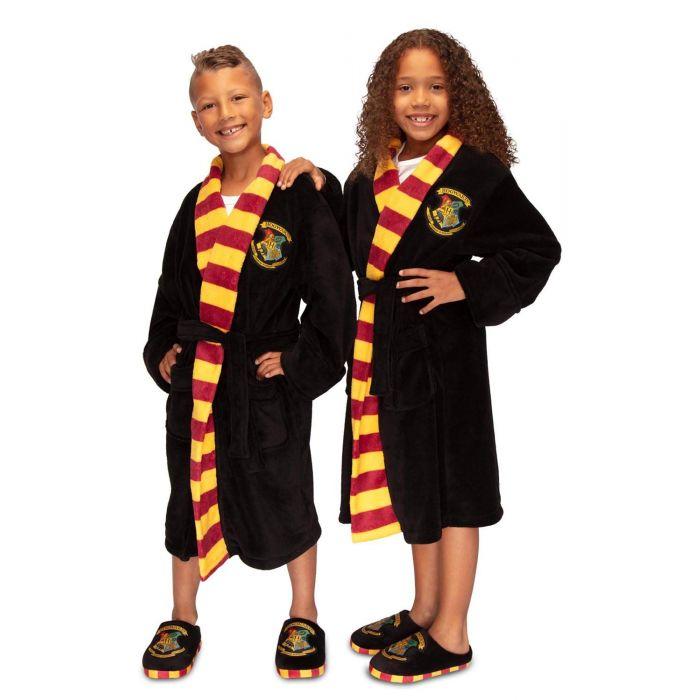 Harry Potter Hogwarts Kids Robe-Black - 13-15 Years (New)