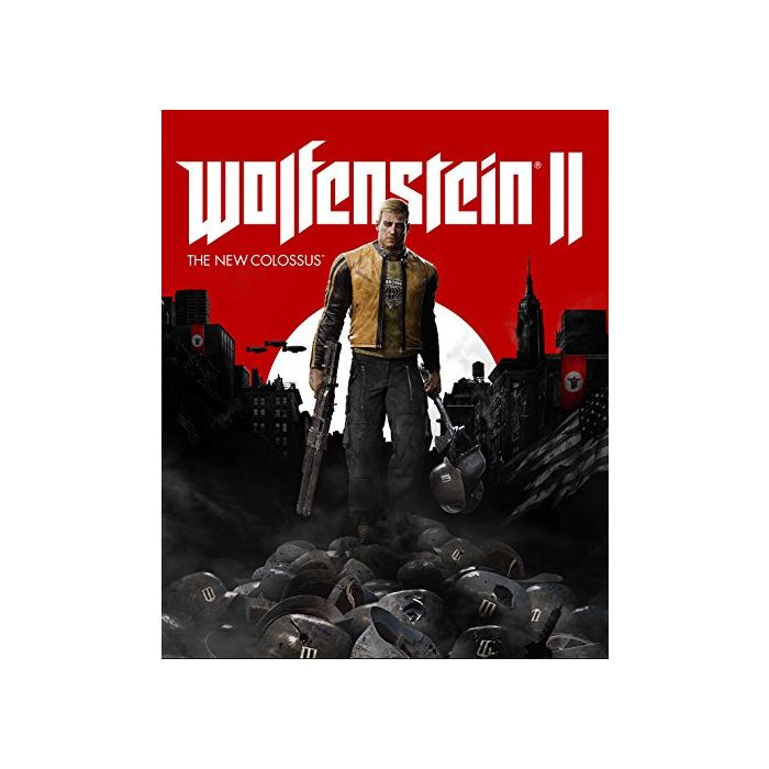 Wolfenstein 2 : The New Colossus : Playstation 4 , ML (New)