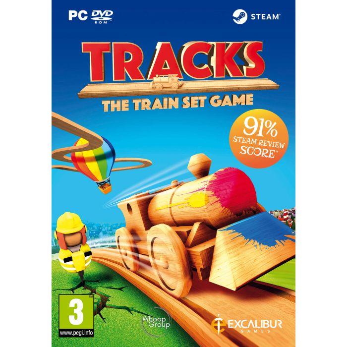 Tracks - The Train Set Game (PC DVD) (New)