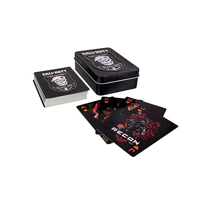 Call of Duty Black Ops 4 Playing Cards (New)