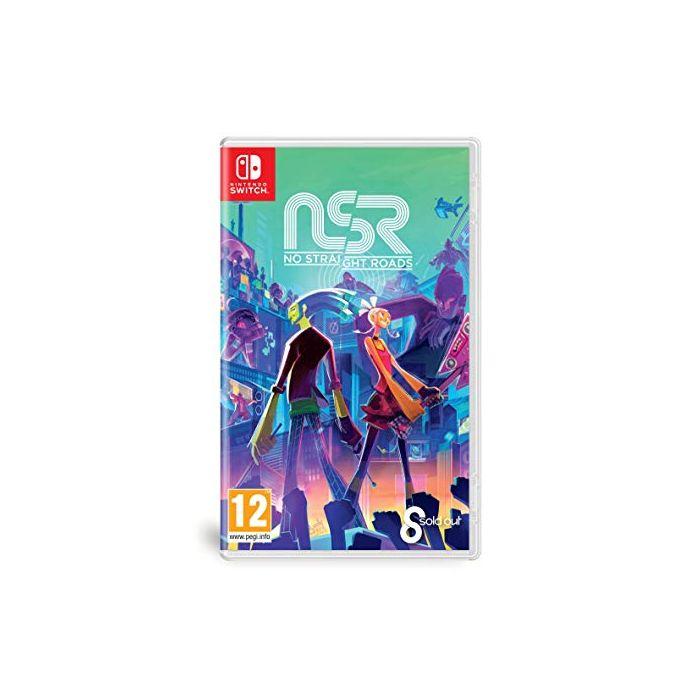 No Straight Roads (Nintendo Switch) (New)