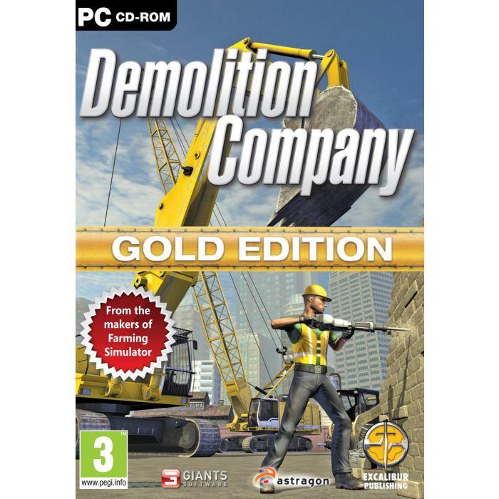 Demolition Company Gold Edition (PC DVD) (New)