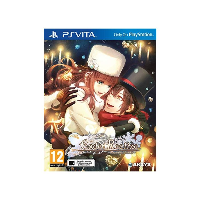 Code: Realize Wintertide Miracles (PlayStation Vita) (New)