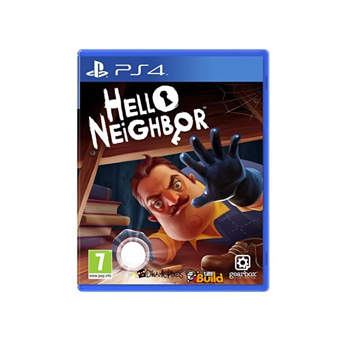 Hello Neighbor (PS4) (Preowned)