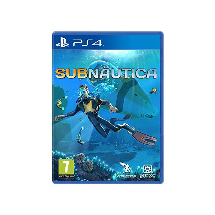 Subnautica (PS4) (New)