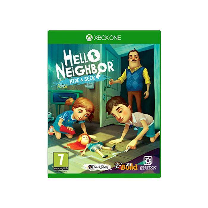 Hello Neighbor: Hide & Seek (Xbox One) (New)