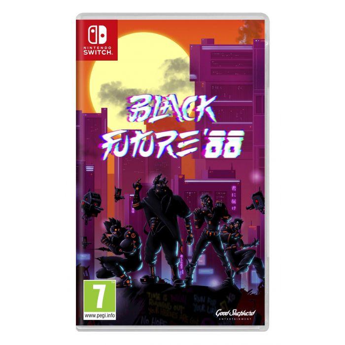Black Future '88 (Switch) (New)