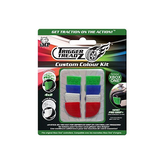 Trigger Treadz: 8-Pack Custom Colour Kit (Xbox One) (New)