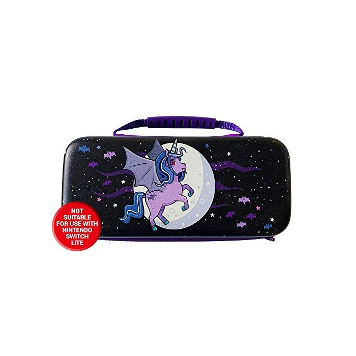 Moonlight Unicorn Protective Carry and Storage Case (Nintendo Switch) (New)
