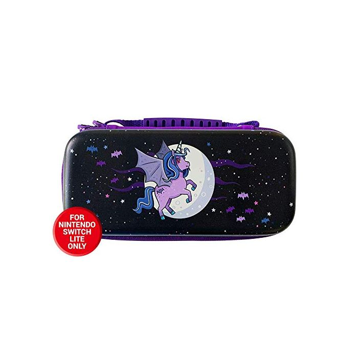 Moonlight Unicorn Protective Carry and Storage Case (Nintendo Switch Lite) (New)