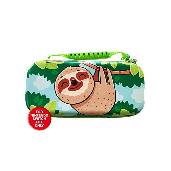 Sloth Protective Carry and Storage Case (Nintendo Switch Lite) (New)
