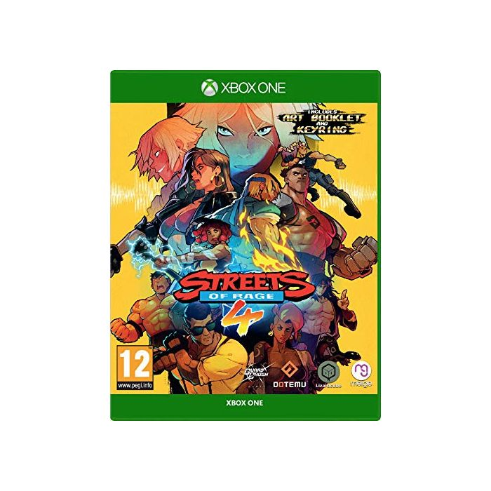 Streets of Rage 4 (Xbox One) (New)