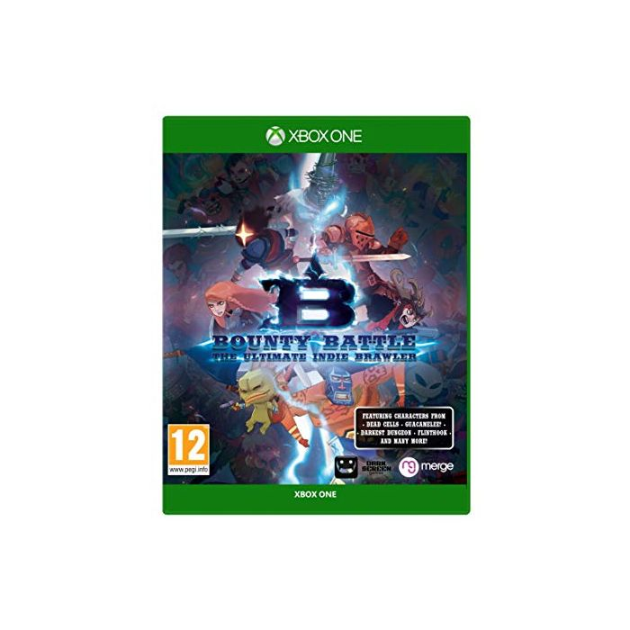Bounty Battle: The Ultimate Indie Brawler (Xbox One) (New)
