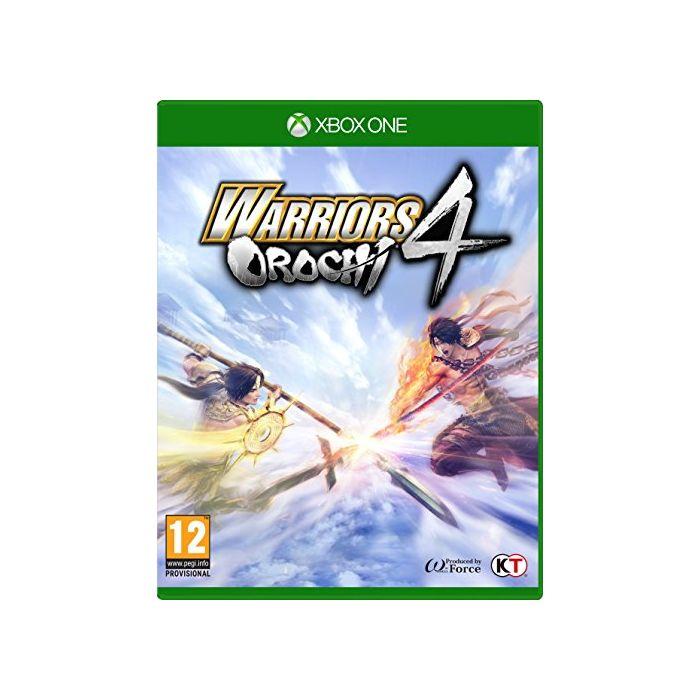 Warriors Orochi 4 (Xbox One) (New)