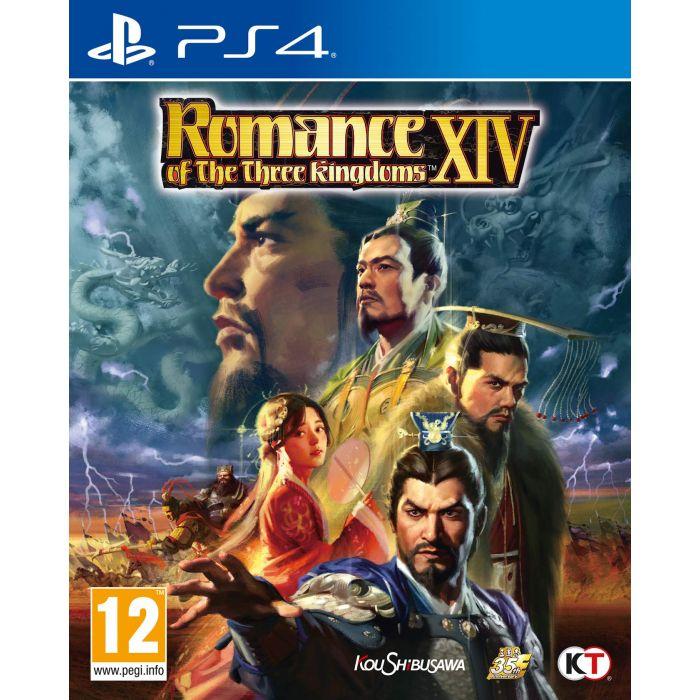 Romance of the Three Kingdoms XIV (PS4) (New)
