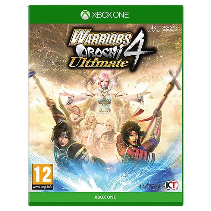 Warriors Orochi 4 Ultimate (Xbox One) (New)