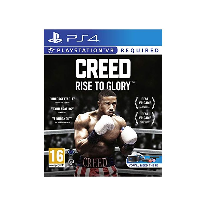 Creed: Rise to Glory (PSVR) (PS4) (New)