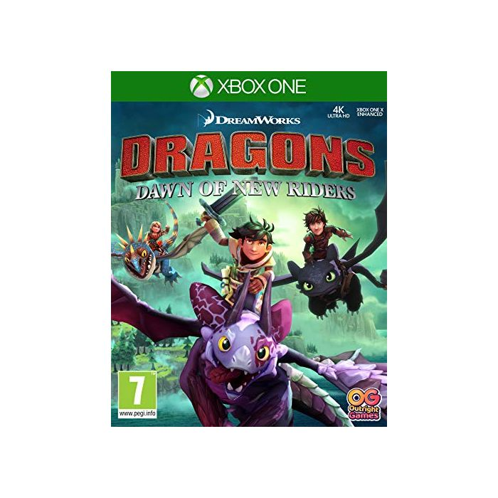 Dragons Dawn of New Riders (Xbox One) (New)