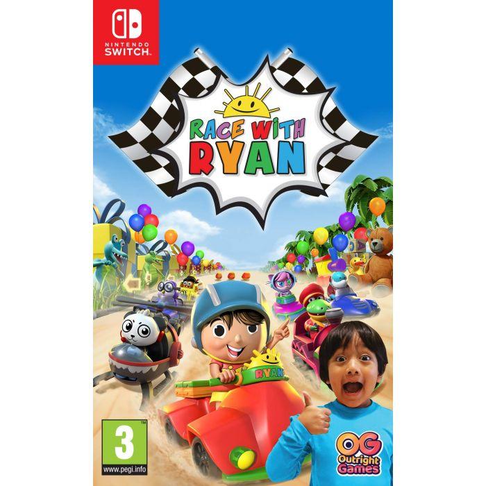 Race with Ryan (Nintendo Switch) (New)