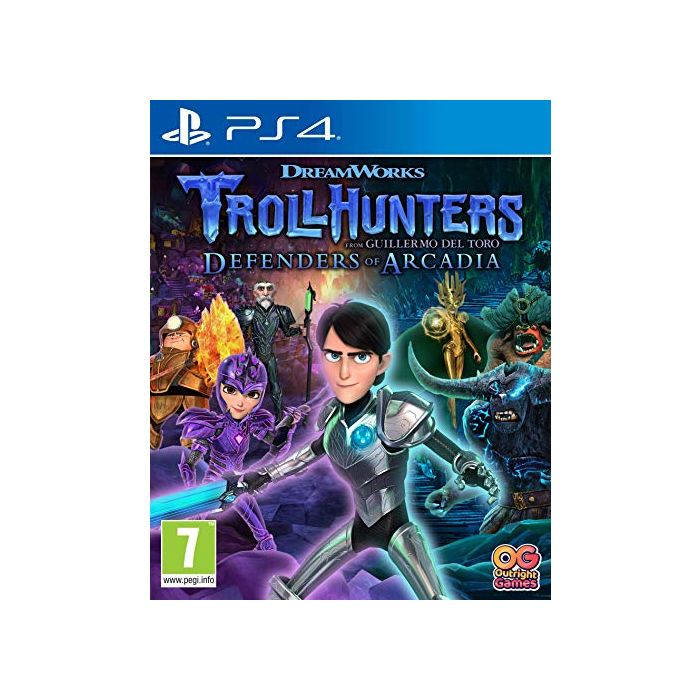 Troll Hunters Defenders Of Arcadia (PS4) (New)