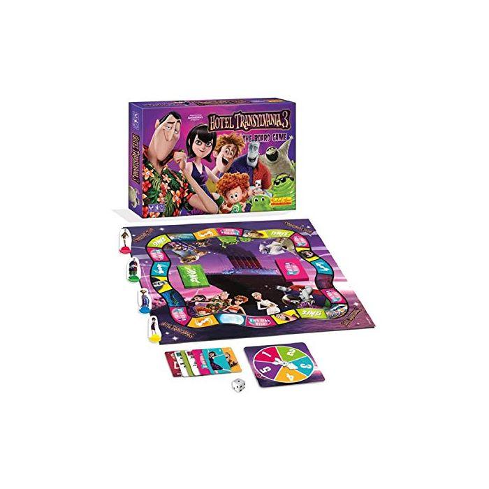 Hotel Transylvania 3 - The Board Game by Rachel Lowe (New)