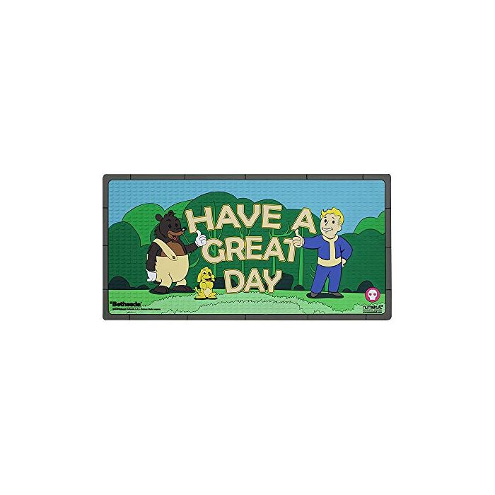 Fallout Door Mat/Floor Mat 'Have a Great Day' (New)