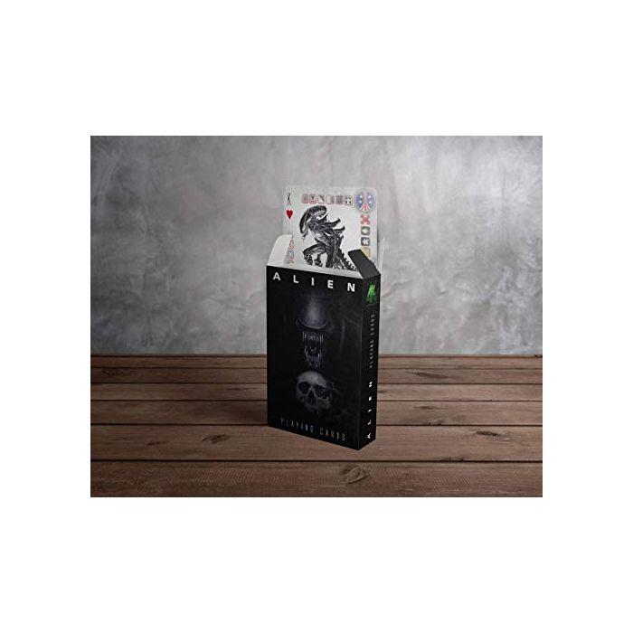 FaNaTtik Alien Playing Cards (New)