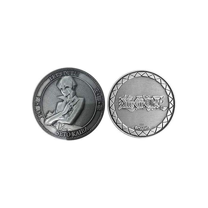Yu Gi Oh Limited Edition Coin Kaiba (New)