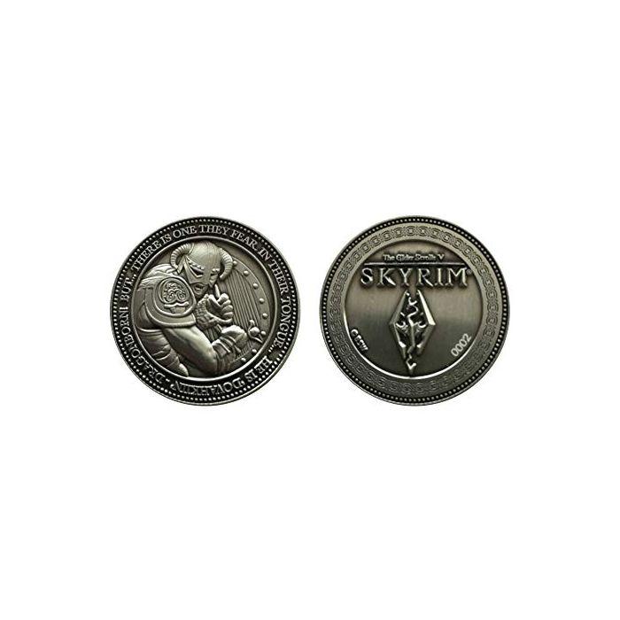 Skyrim Dragonborn Limited Edition Coin (New)