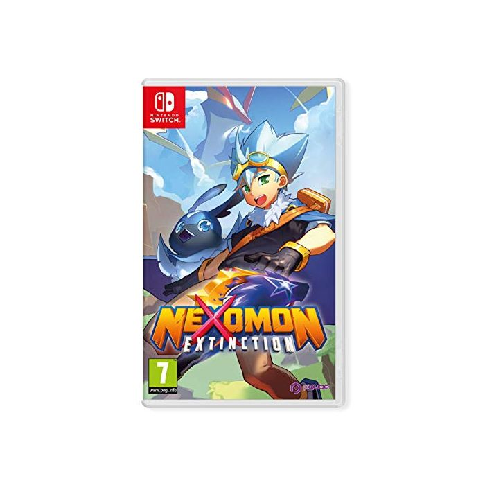 Nexomon Extinction (Switch) (New)