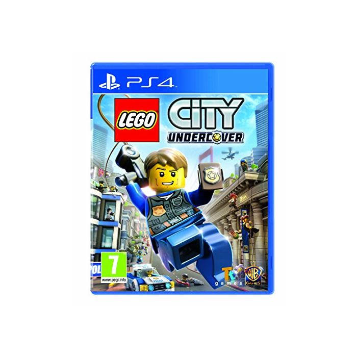 LEGO City Undercover (PS4) (Preowned)