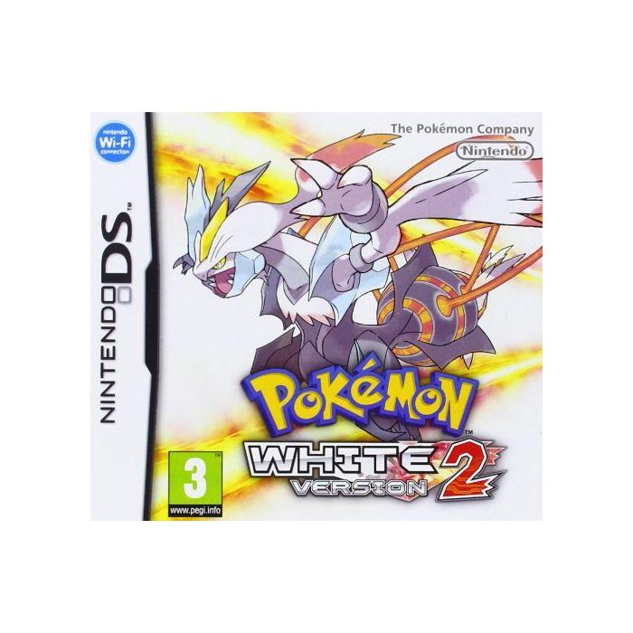 Pokemon White 2 (Nintendo DS) (Preowned)