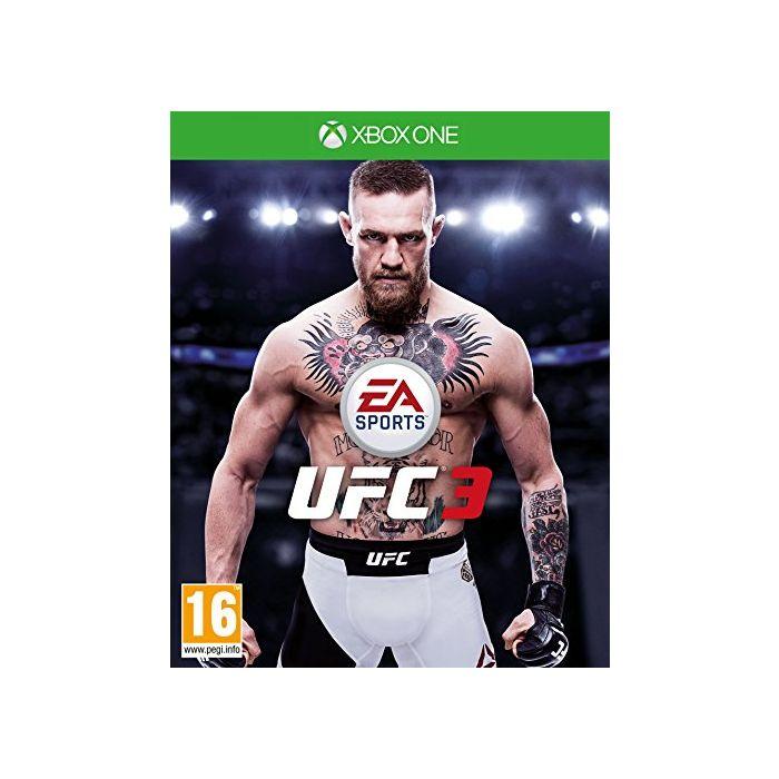 UFC 3 (Xbox One) (New)