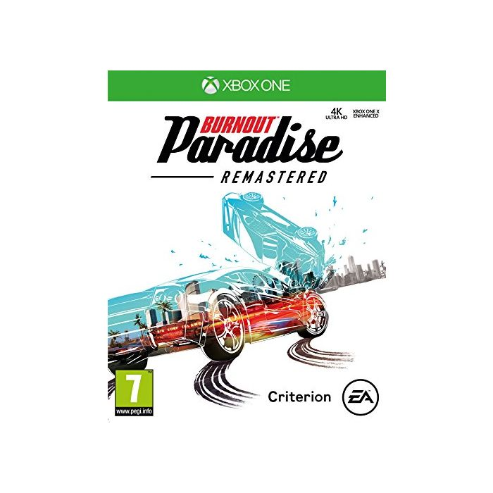 Burnout Paradise Remastered (Xbox One) (Preowned)
