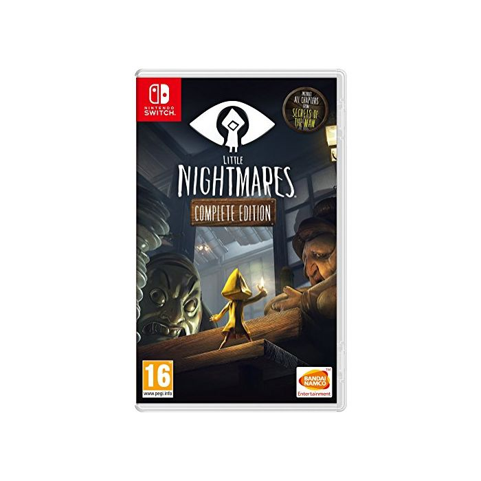 Little Nightmares Complete Edition (Nintendo Switch) (Preowned)