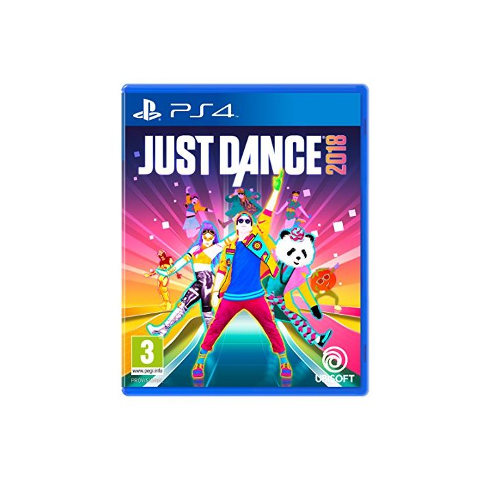 Just Dance 2018 (PS4) (Preowned)