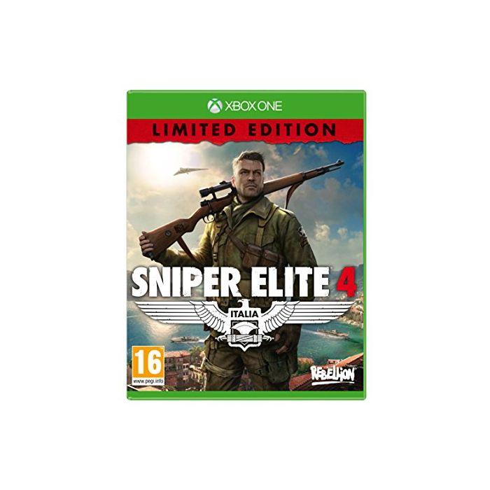 Sniper Elite 4 (Xbox One) (Preowned)