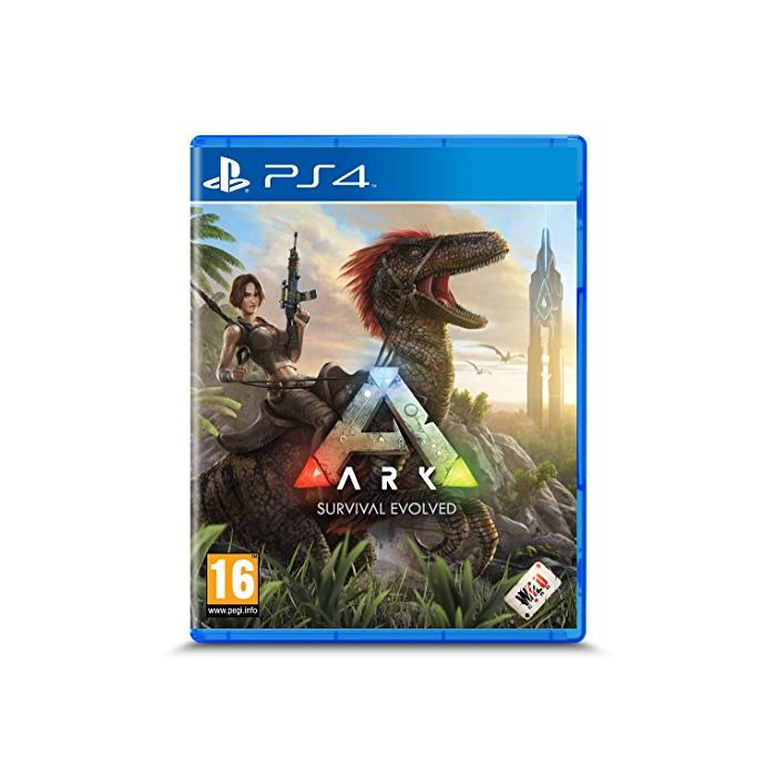 ARK: Survival Evolved (PS4) (Preowned)