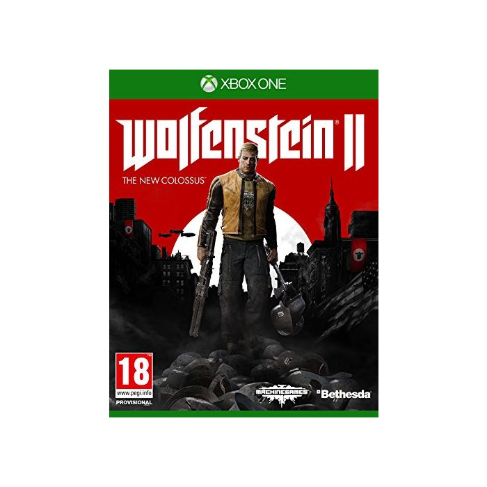 Wolfenstein 2: The New Colossus (Xbox One) (Preowned)