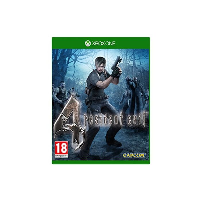 Resident Evil 4 HD (Xbox One) (Preowned)