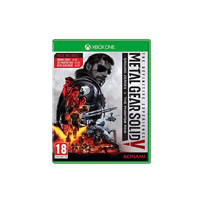 Metal Gear Solid V: The Definitive Experience (Xbox One) (Preowned)