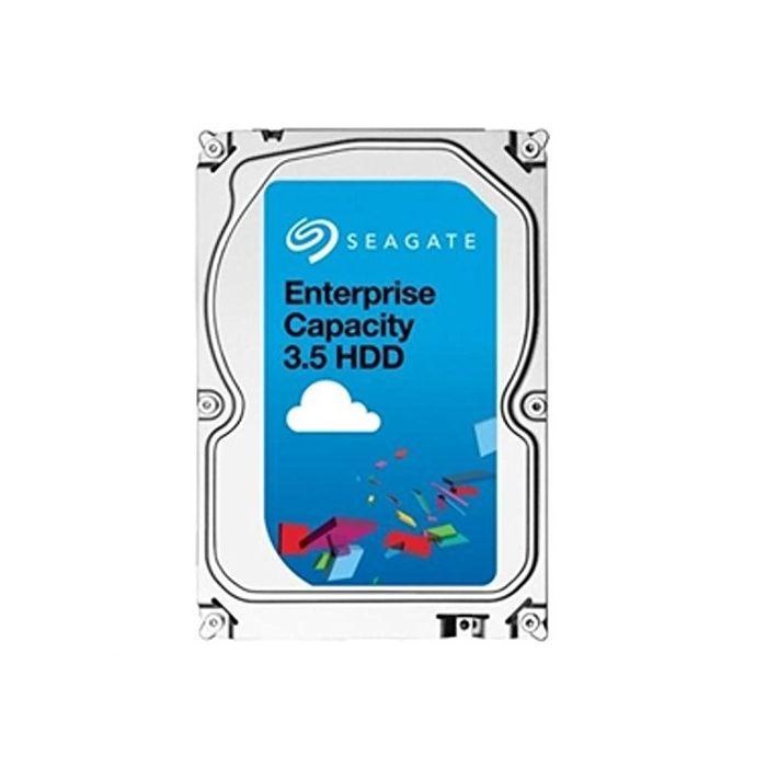 Seagate ST6000NM0095 3.5-Inch 6000 GB 256 MB Cache SAS Hard Drive - Metallic (New)