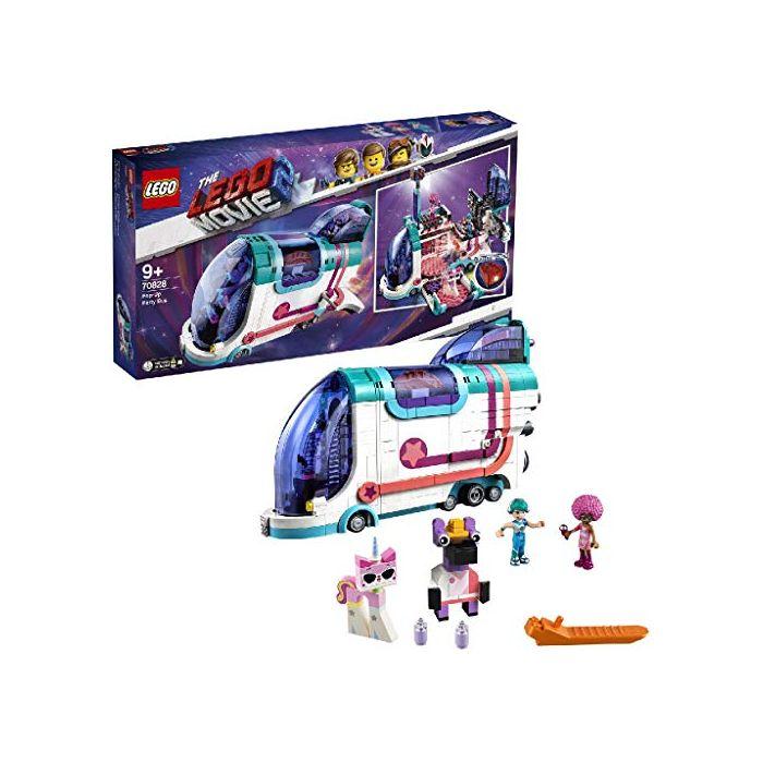LEGO 70828 Children's Toy Multi-Coloured (New)