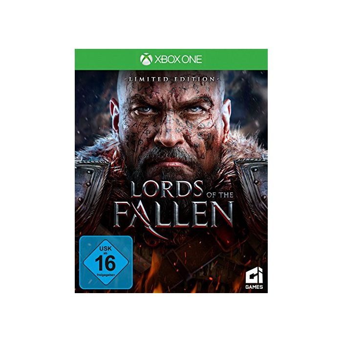 Lords Of The Fallen - Limited Edition [German Version] (New)